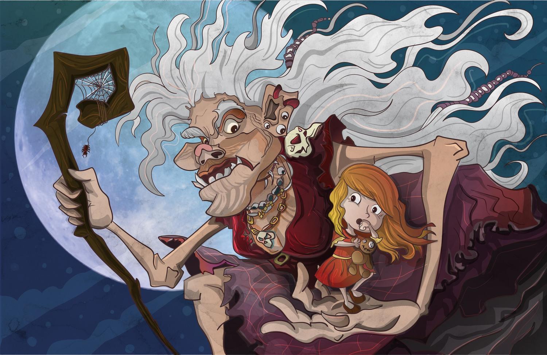 Historia de las Brujas