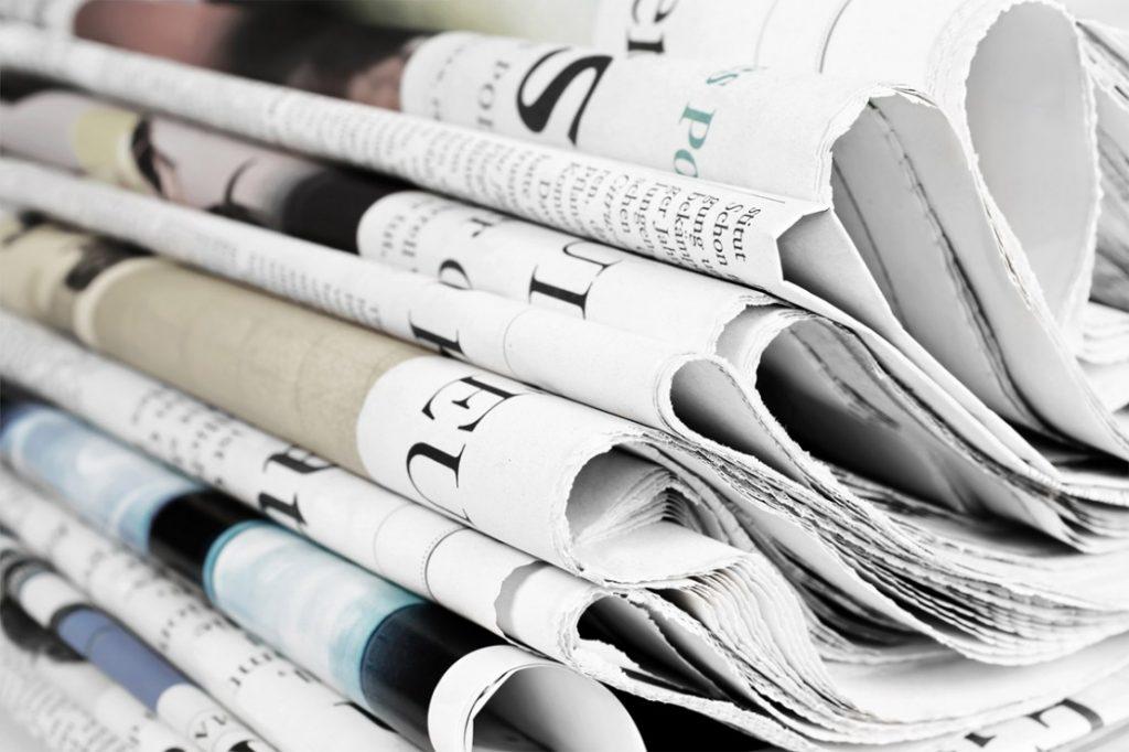 historia de los medios de comunicación periodico