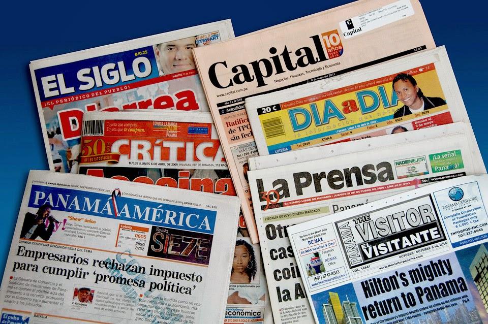 historia de los medios de comunicacion en panama