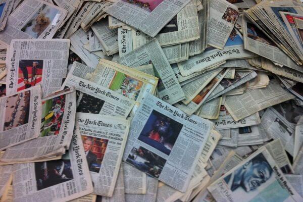 historia de los medios de comunicacion el periodico