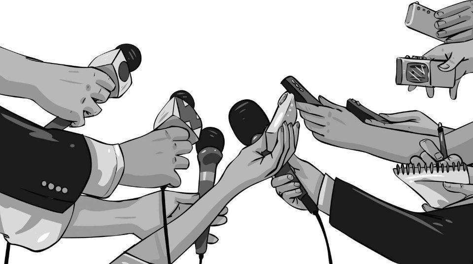 historia de los medios de comunicación, libre expresion