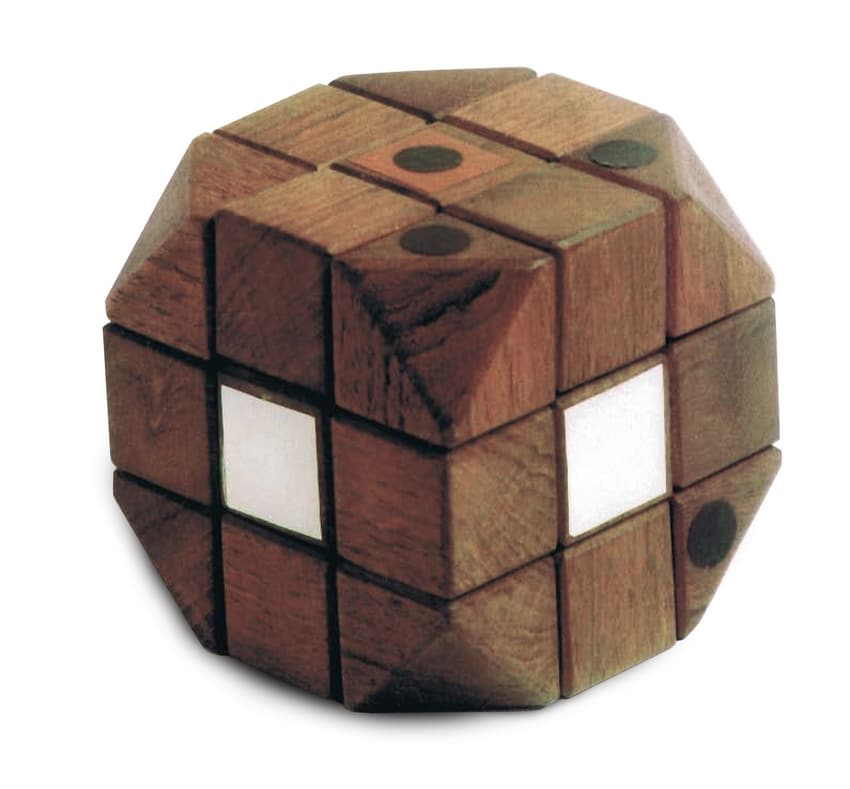 Historia del Cubo de Rubik