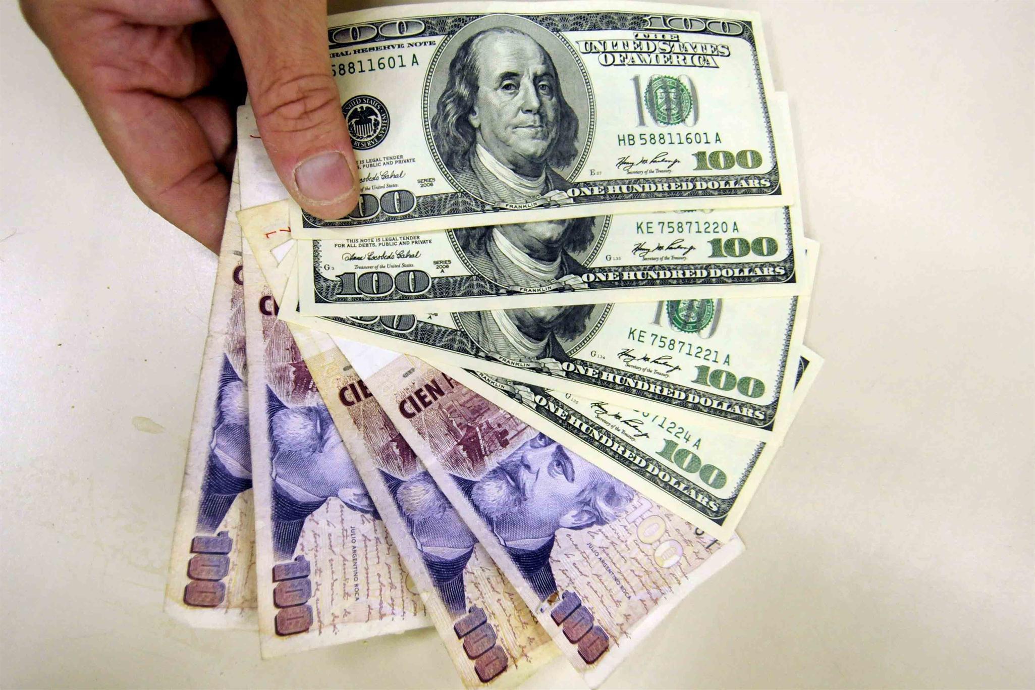 Historia del Dólar