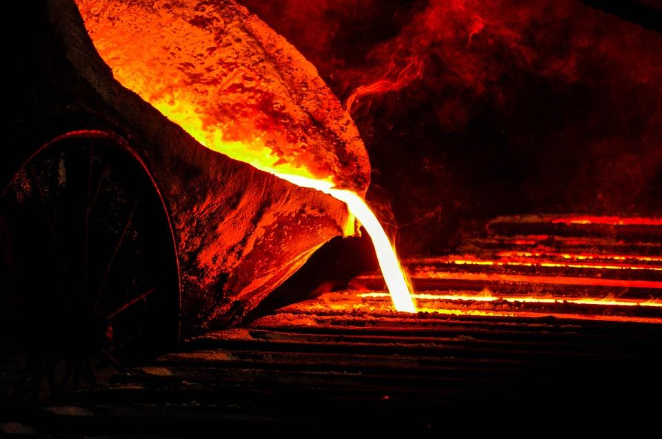 historia del hierro