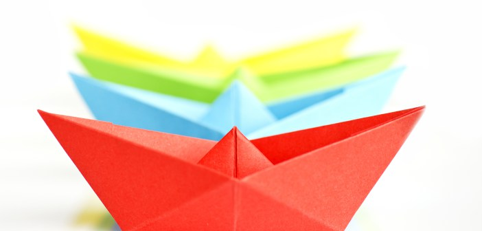 Historia del Origami