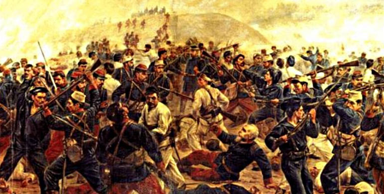 historia de perú, confederación perú bolivia