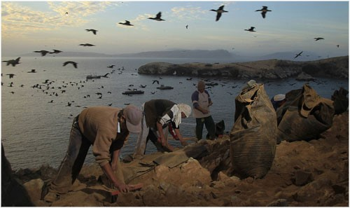 historia de Perú, etapa de la prosperidd