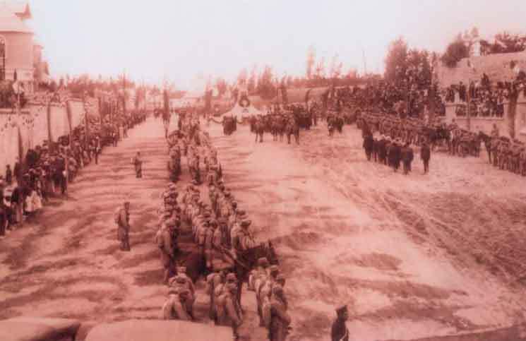 historia de Perú, alzamiento de Arequipa
