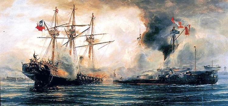 historia del perú, la guerra del pacifico