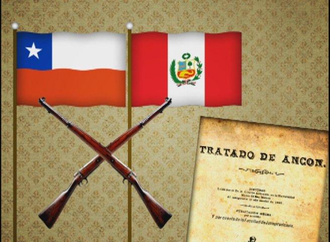 historia del Perú, tratado de ancon