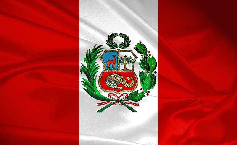 historia del peru bandera