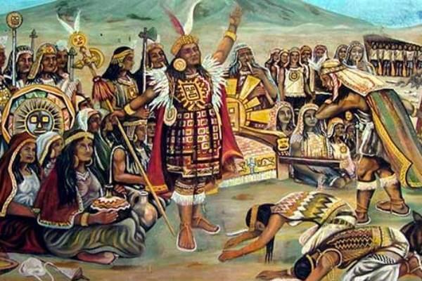 historia del Perú, imperio inca