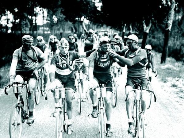 historia del tour de francia personajes