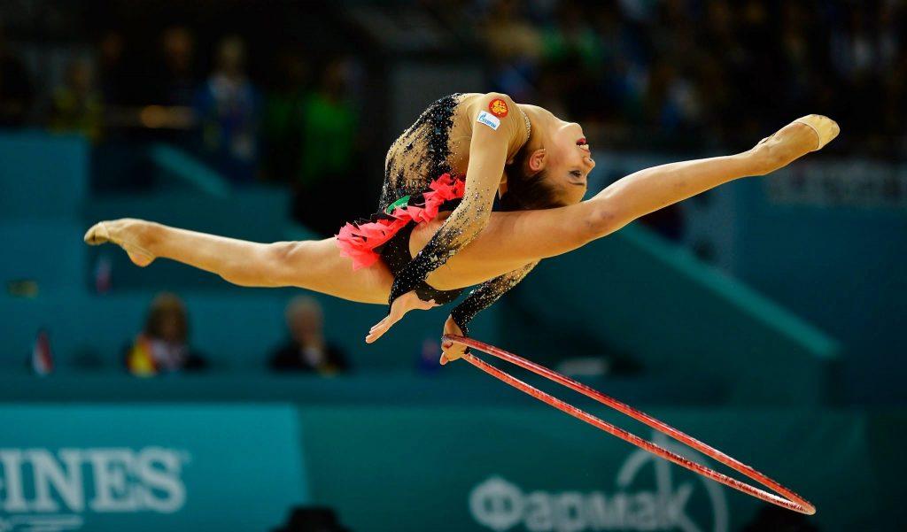 historia de la gimnasta