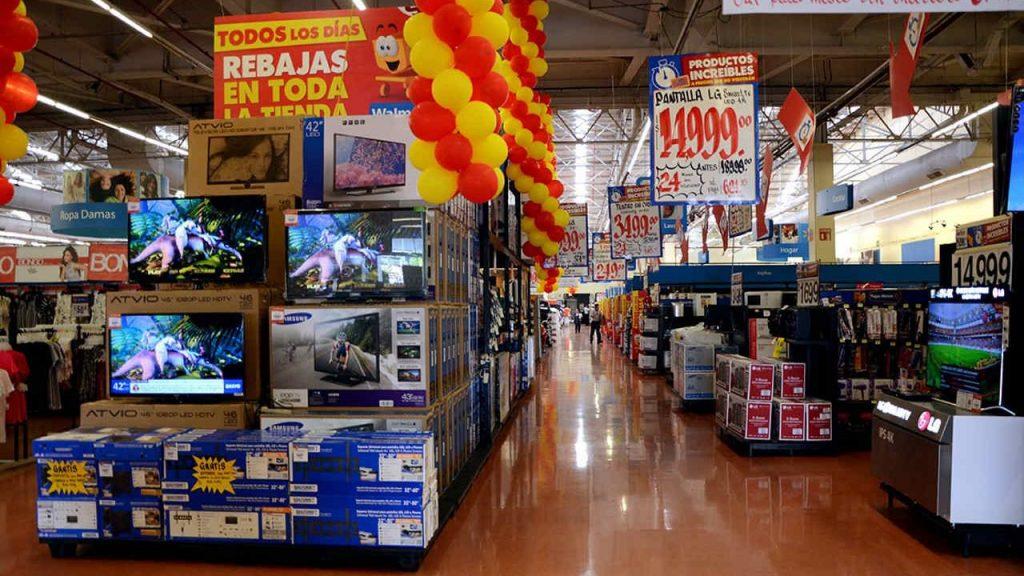 Historia de Walmart