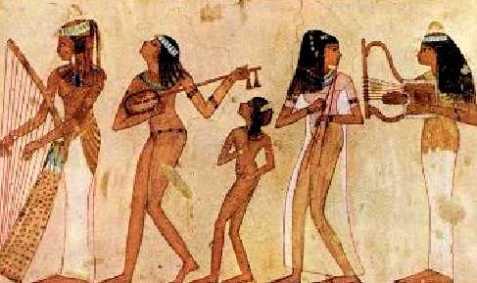 danzas de la antigua Grecia