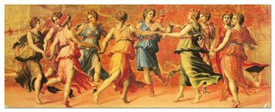 los griegos y la danza