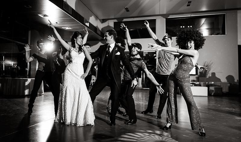 danzas en las bodas