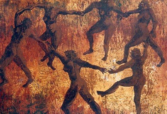 historia del origen de la danza