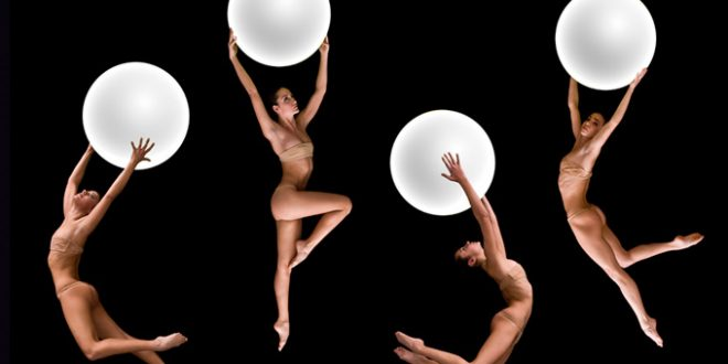 historia de la danza acrobática
