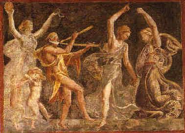 la danza romana