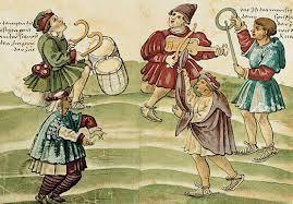 danza en el medioevo