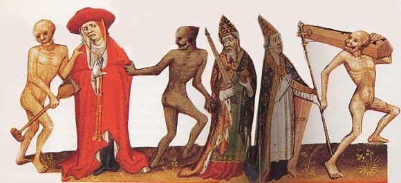 la religión en la danza