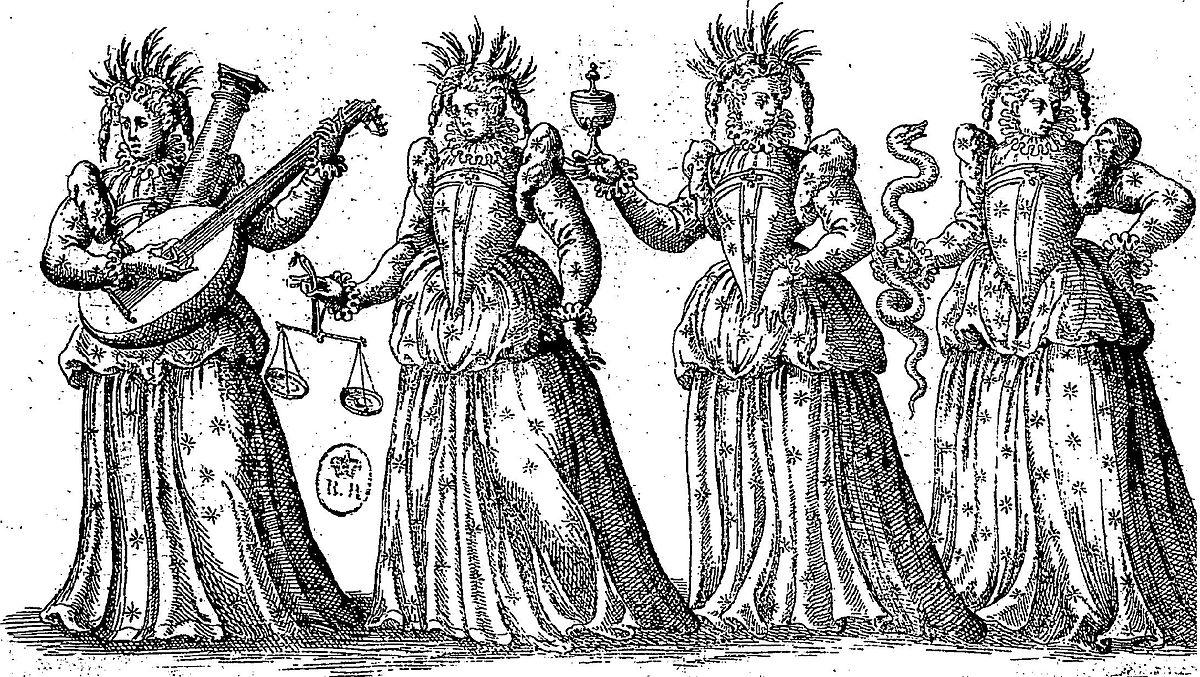 danzas en el Renacimiento