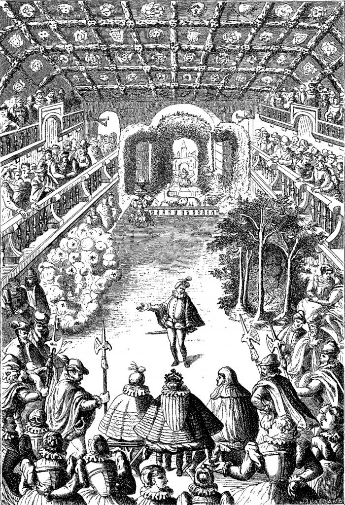 danza en el renacimiento