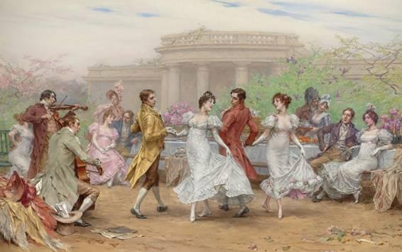 bailes en el renacimiento