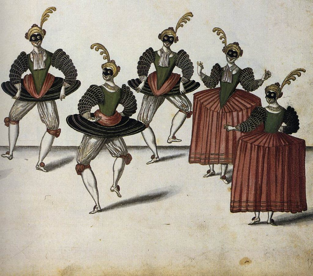 ballet de la corte