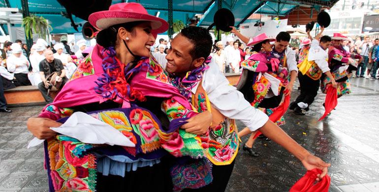 danza Huaylas