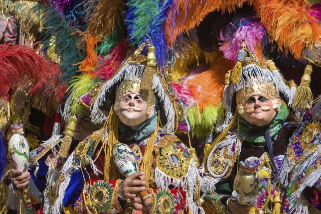 Historia de la danza de Guatelama