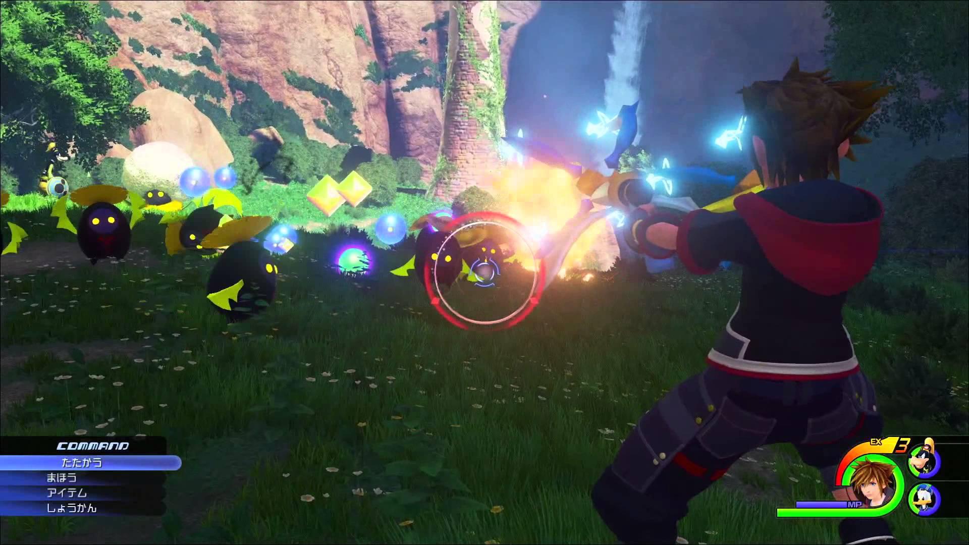 Historia De Kingdom Hearts Lo Que Aun Desconoce De Este Juego