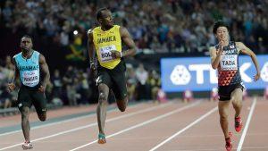 Historia de Usain Bolt