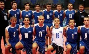Historia del voleibol en Centro Ámerica