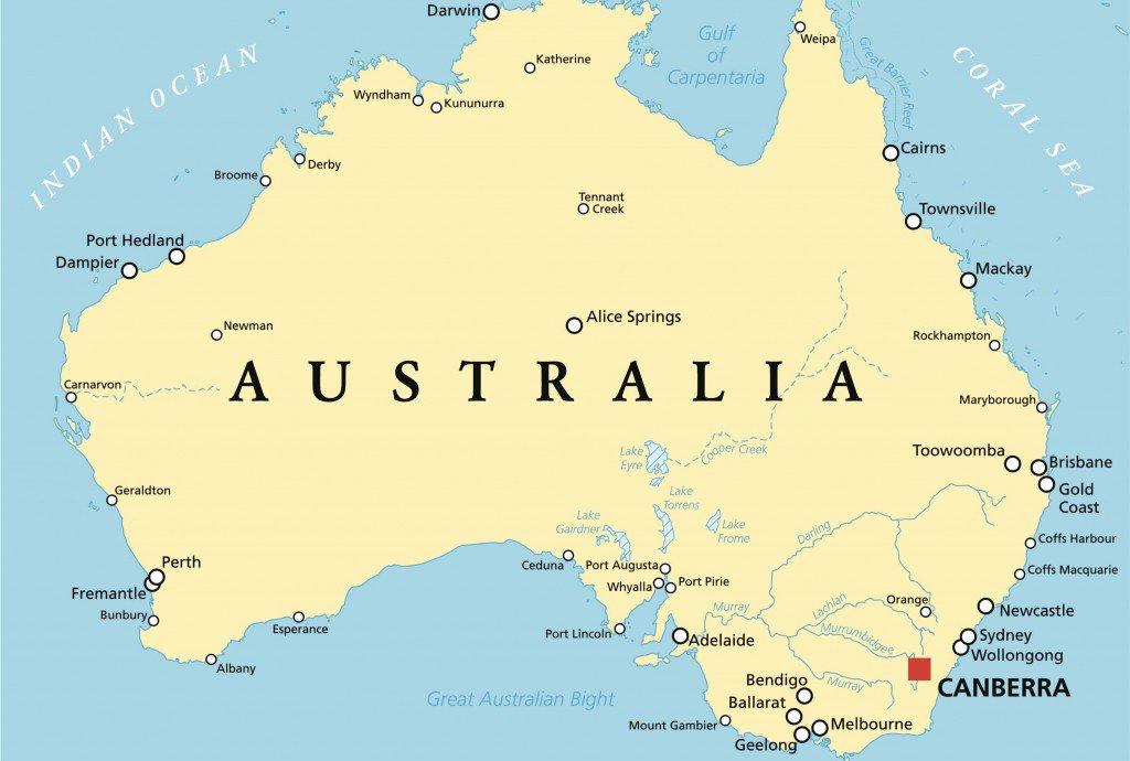 Australia Historia