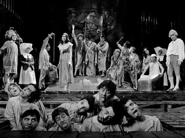 historia del teatro chile