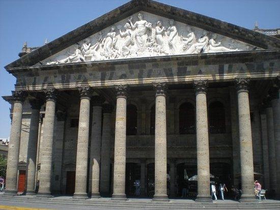 historia del teatro degollado