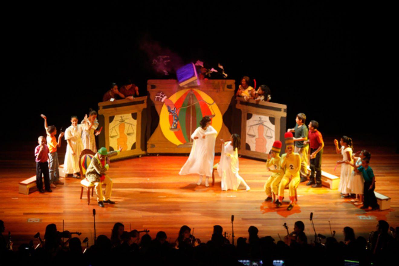 historia del teatro venezuela