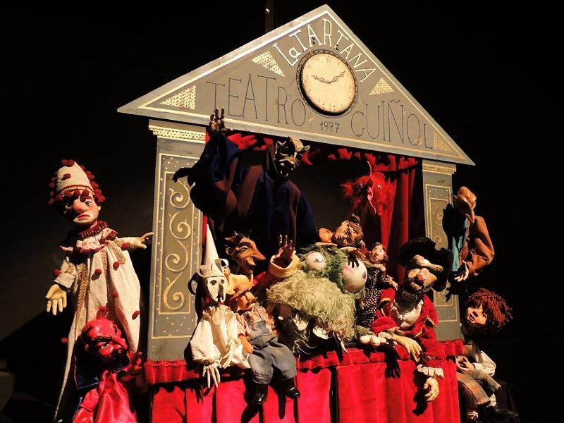 historia del teatro titeres