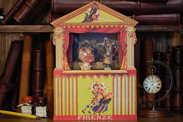historia del teatro de titeres