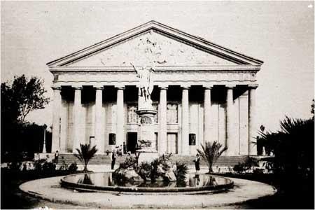 historia del teatro guatemala