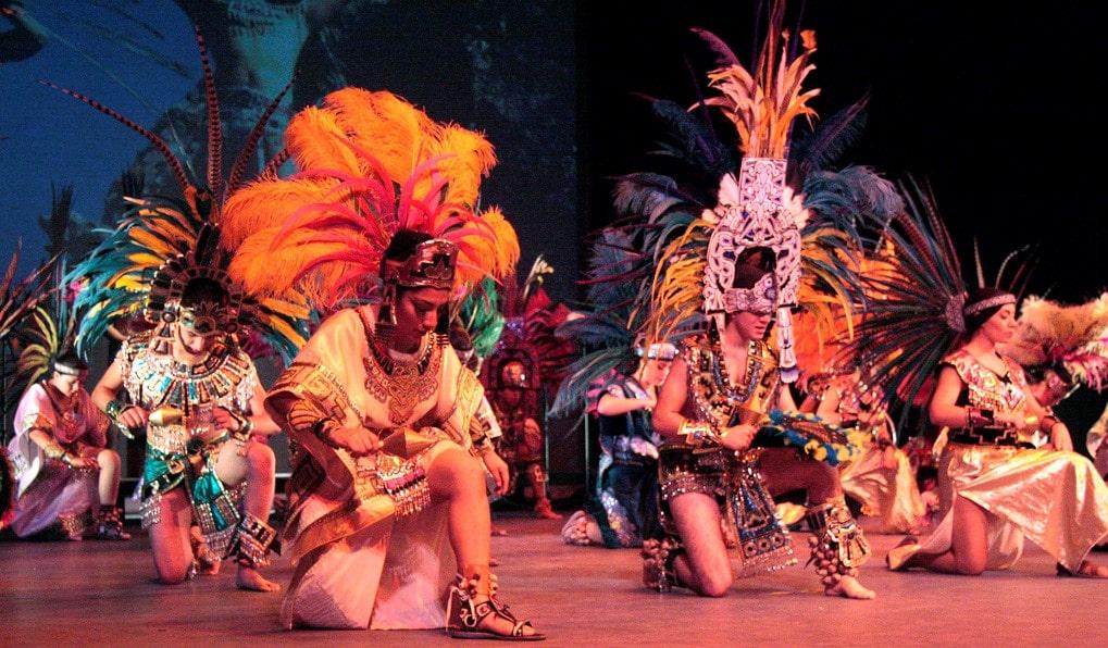 historia del teatro mexico