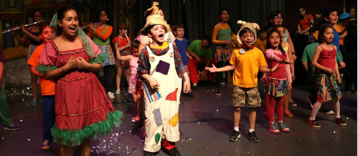 historia del teatro infantil