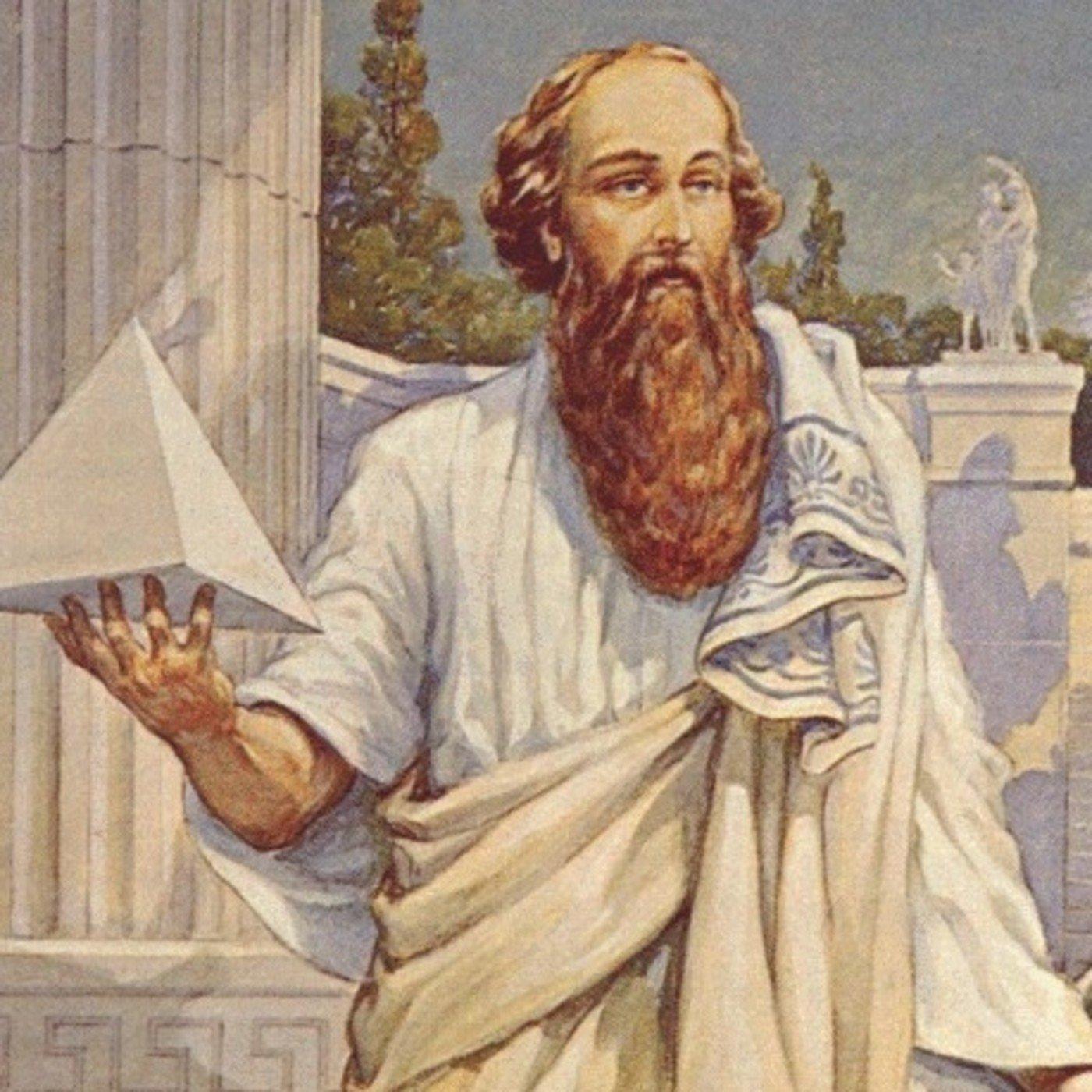 historia del teorema de pitagoras