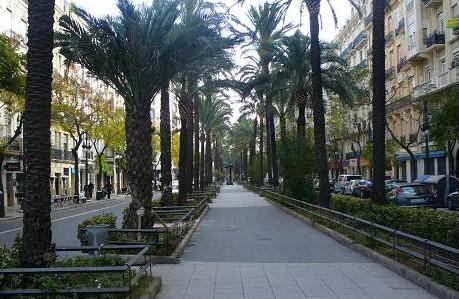 AV. Reino de Valencia