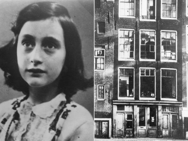 Conozca La Sorprendente Historia De Ana Frank Su Escondite Su