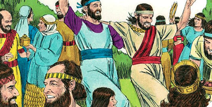 Ester salva su pueblo