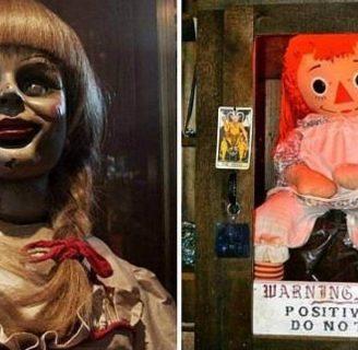 Sorpréndase con la verdadera historia de Annabelle…